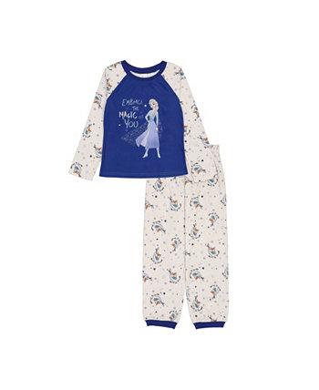 Big Girls Pajama, 2 Piece Set Frozen