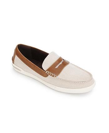 Мужские лодочные туфли без якоря Unlisted