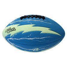 Футбольный мяч для юниоров Baden Nite Brite Lightning Glow-In-The-Dark для юниоров Baden