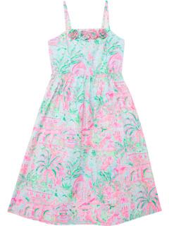 Платье-миди Bellamy (для малышей / маленьких детей / детей старшего возраста) Lilly Pulitzer Kids