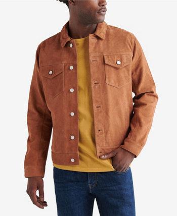 Мужская замшевая куртка Trucker Lucky Brand