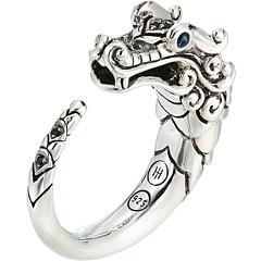 Legends Naga Матовый Кольцо с Черным Сапфиром JOHN HARDY