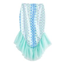 Girls 4-16 SO® Let's Be a Mermaid Tail Swimsuit Bottom SO