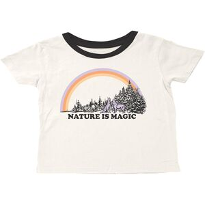 Nature Is Magic T-Shirt Tiny Whales