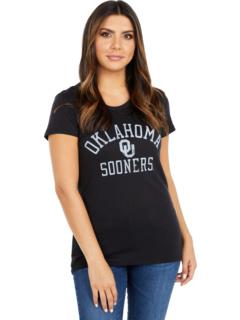 Футболка Keonsake Sooners из Оклахомы Champion College