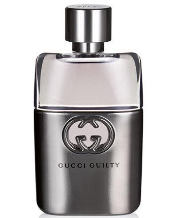 Туалетная вода-спрей Guilty Men's Pour Homme, 1,6 унции GUCCI