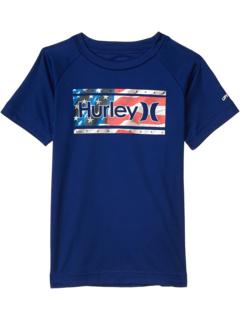 Dri-Fit одна и только графическая футболка (маленькие дети) Hurley Kids