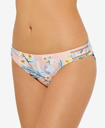 Плавки от бикини с ремешками Moana Blossom Juniors, созданные для Macy's Hula Honey