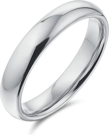 Свадебное кольцо унисекс из стерлингового серебра Bling Jewelry