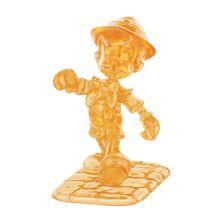 Университетские игры 3D-головоломка с кристаллами - Пиноккио Диснея, 38 деталей University Games
