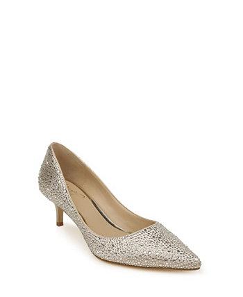 Женские французские туфли Jewel Badgley Mischka