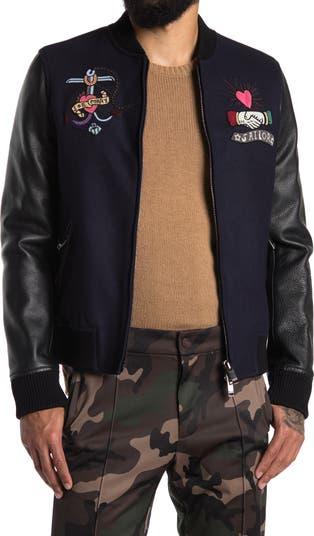 Куртка с вышивкой Valentino
