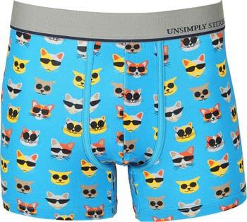 Эластичные хлопковые плавки Cool Cats Unsimply Stitched