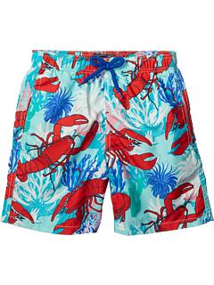 Плавки Lobster & Coral Jim (для малышей / маленьких детей / больших детей) Vilebrequin Kids