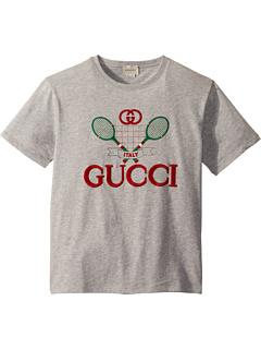 Футболка с коротким рукавом 586167XJBK2 (Маленькие дети / Большие дети) Gucci Kids