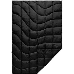 Rumpl Nanoloft Puffy Solid Travel Blanket Rumpl