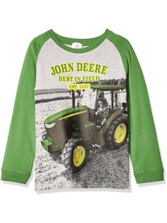 Long Sleeve Raglan Tee John Deere
