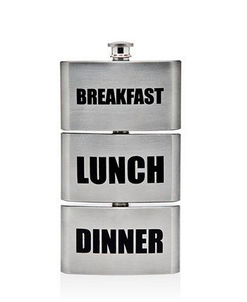 Triple Flask Godinger