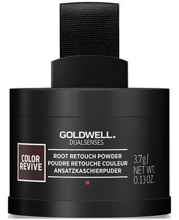 Color Revive Root Retouch Powder - Темно-коричневый, от PUREBEAUTY Salon & Spa Goldwell
