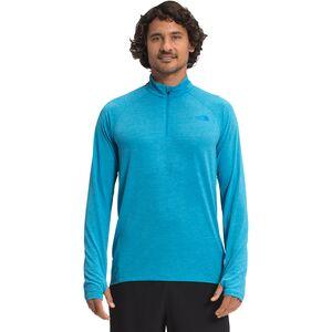 Рубашка The North Face Wander с молнией 1/4 The North Face