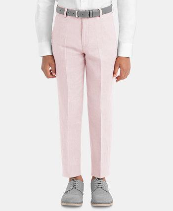 Льняные классические брюки для маленьких мальчиков Ralph Lauren