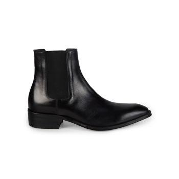 Кожаные ботинки челси Jo Ghost