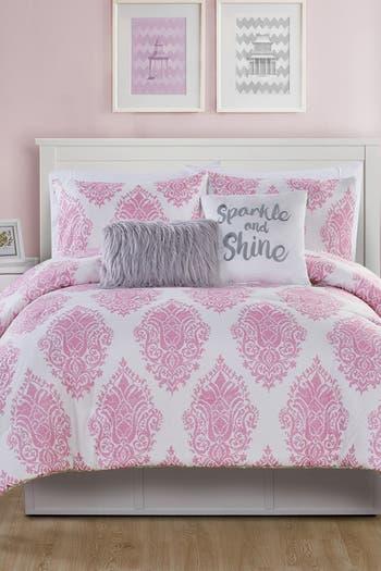 Комплект дамасского одеяла Love the Little Things - полный VCNY HOME