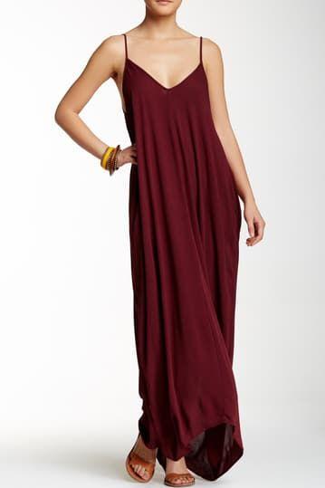 Макси-платье из марли Love Stitch
