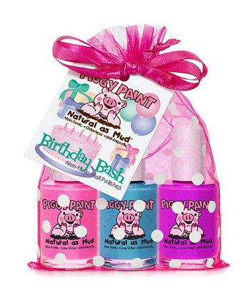 День рождения Bash Лак для ногтей Piggy Paint