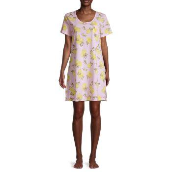 Floral Sleepshirt Carole Hochman