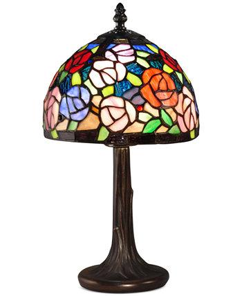 Настольная лампа Carnation Accent Dale Tiffany