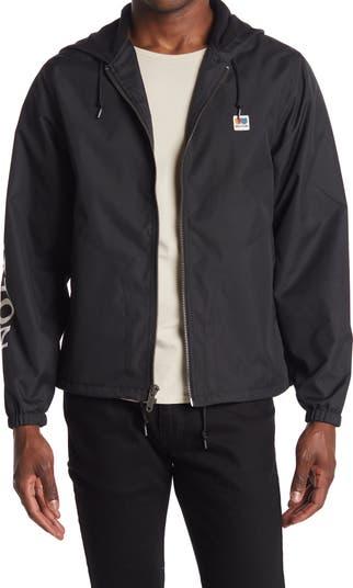 Куртка на молнии с капюшоном Clax Brixton