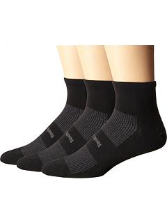 Высокопроизводительный ультралегкий квартальный комплект из 3 пар Feetures