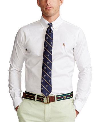 Мужская классическая классическая рубашка классического кроя в классическом стиле Ralph Lauren