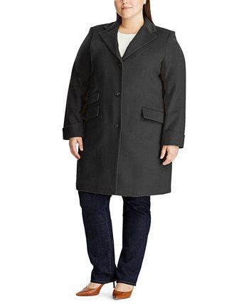 Куртка большого размера с 3 пуговицами, созданная для Macy's Ralph Lauren