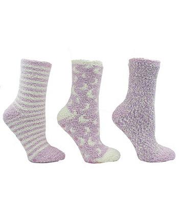 Женские теплые уютные носки для ароматерапии, 7 шт. MinxNY
