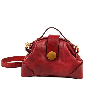 Кожаная сумка через плечо Gypsy Soul Old Trend