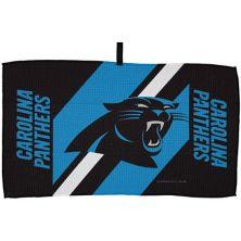 "WinCraft Carolina Panthers 14"" x 24"" Waffle Towel Unbranded"