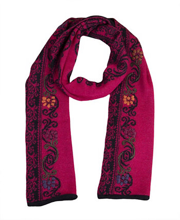Женский шарф Anastasia из шерсти альпака Simply Natural