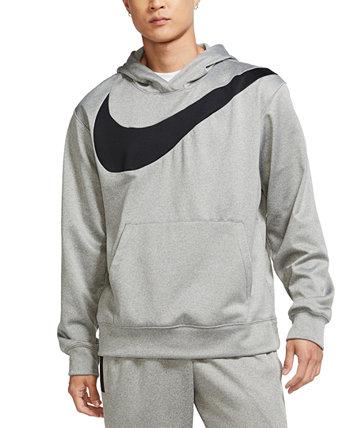 Мужская худи с логотипом Therma Dri-FIT Nike