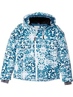 Куртка с принтом Taja (для маленьких / больших детей) Obermeyer