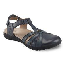 Женские кожаные сандалии с Т-образным ремешком Earth Origins Sierra Earth Origins
