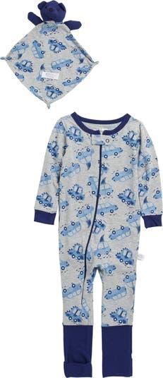 Комбинезон с принтом Sleep On It Bus, пижама и одеяло, комплект из 2 предметов CLOUD NINE