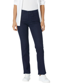 Миниатюрные прямые джинсы Marilyn в полоскании NYDJ Petite