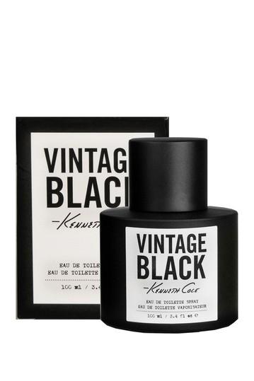 Туалетная вода-спрей для мужчин Kenneth Cole Vintage Black - 3,4 эт. унция Kenneth Cole