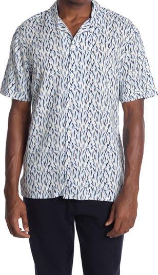 Рубашка с короткими рукавами и принтом досок для серфинга Toscano