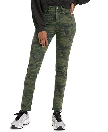 Женские джинсы скинни 721 с высокой посадкой Levi's®