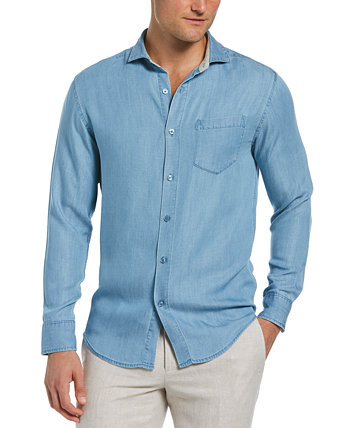 Мужская рубашка с одним карманом Cubavera