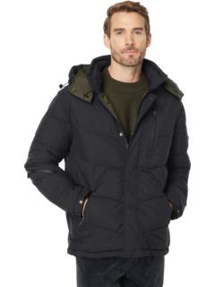 Водоотталкивающая куртка-пуховик с капюшоном и наполнителем из репрезентативного материала Scotch & Soda