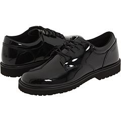 Блестящая униформа Оксфорд Bates Footwear